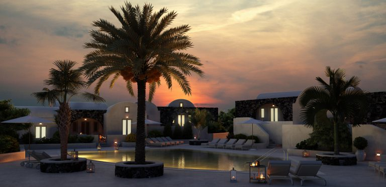 Sunsets Far from the Crowds at Santo Maris Oia Luxury Suites & Spa