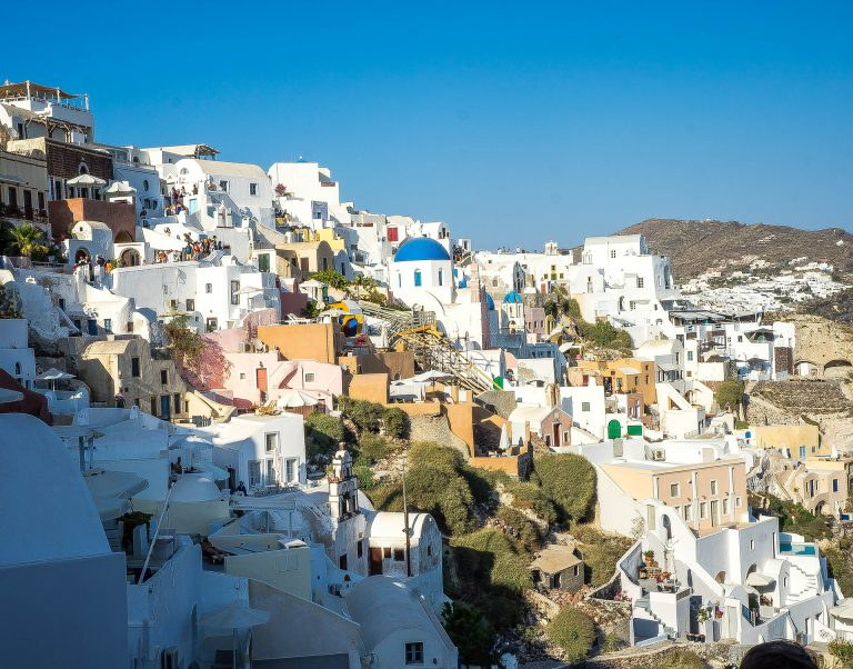 Booking.com Ranks Oia Among the Top Most Romantic Places in the World