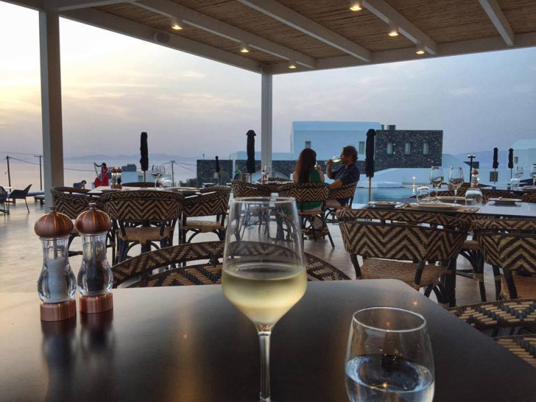 Wines of Santorini and a Visit to the Wine Museum