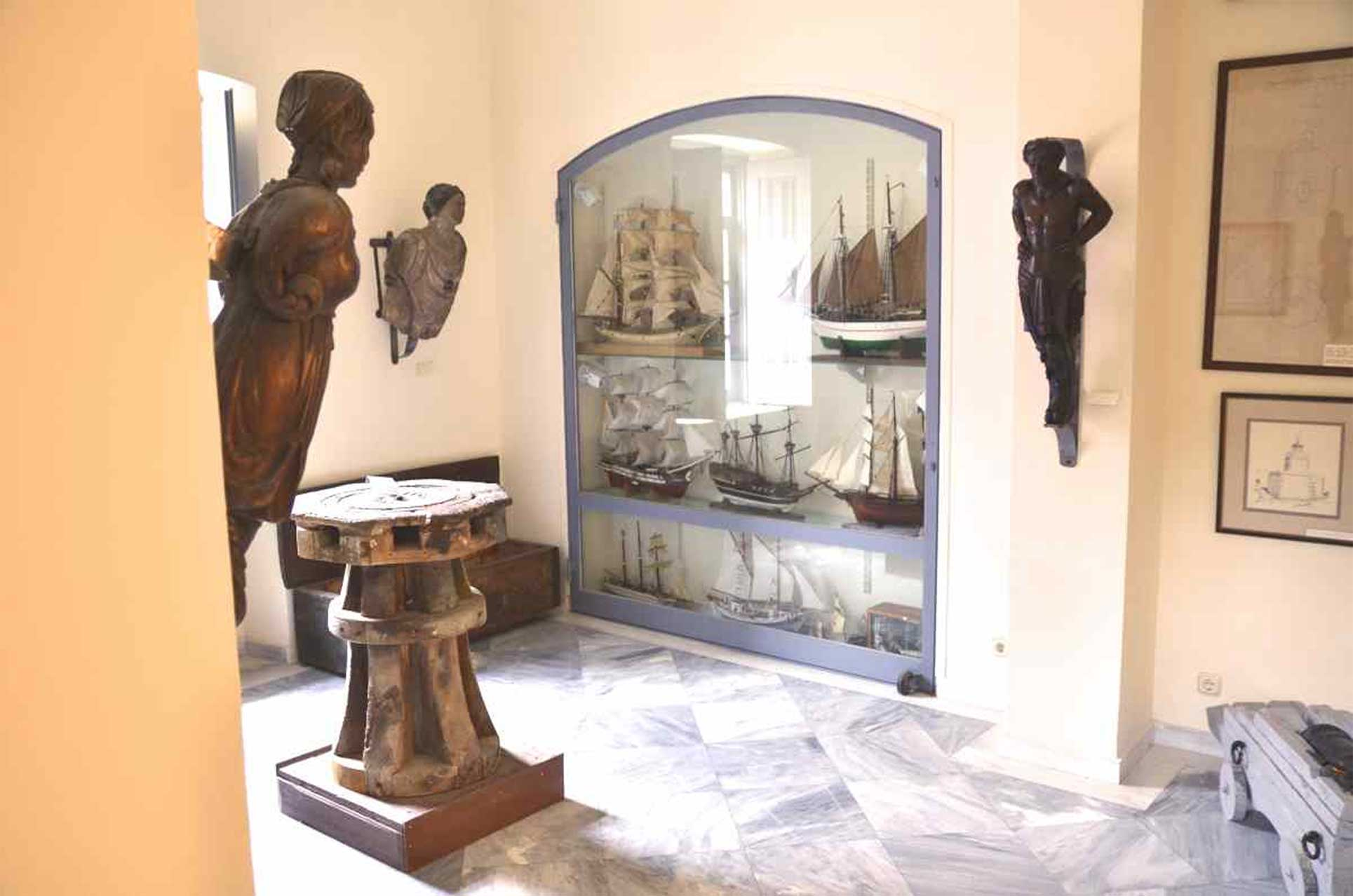 Must-see In Oia: Naval Museum Of Thera