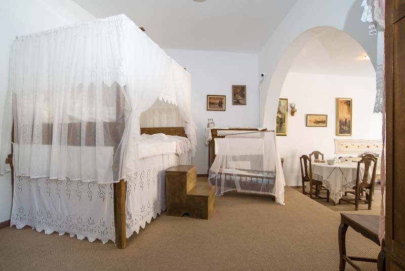Visit The Santorini Cultural Village In Pyrgos