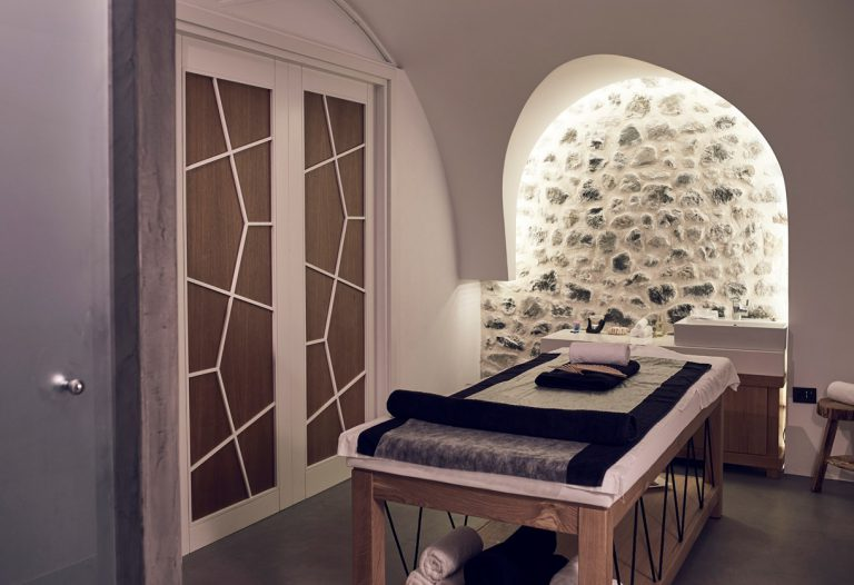 Enjoy a Day at the Revival Spa at Santo Maris Luxury Suites