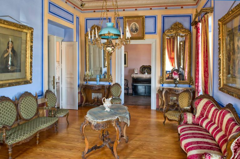 See the Argyros Mansion in Mesaria