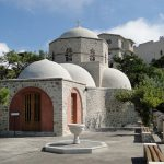 Monastery of Profitis Ilias, a Must-see in Santorini