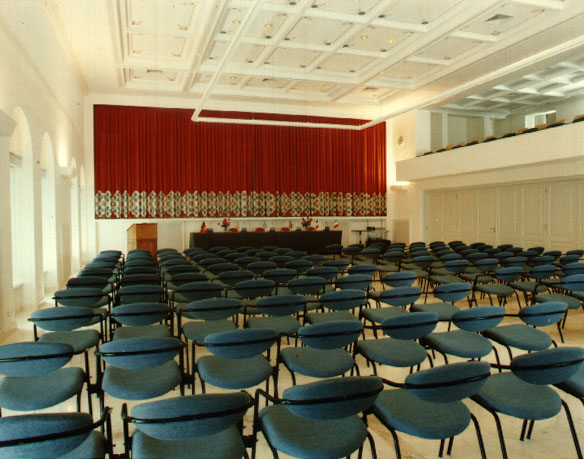Petros M. Nomikos Conference Centre